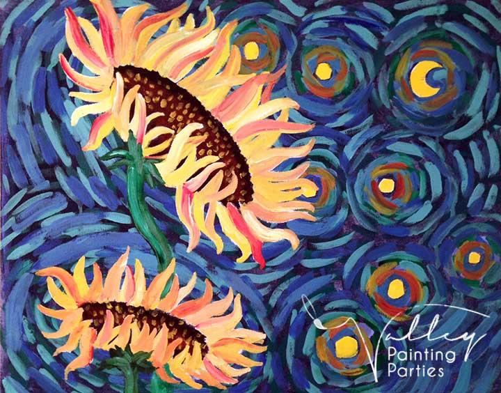 Sunflowers  Vincent van Gogh Shoes